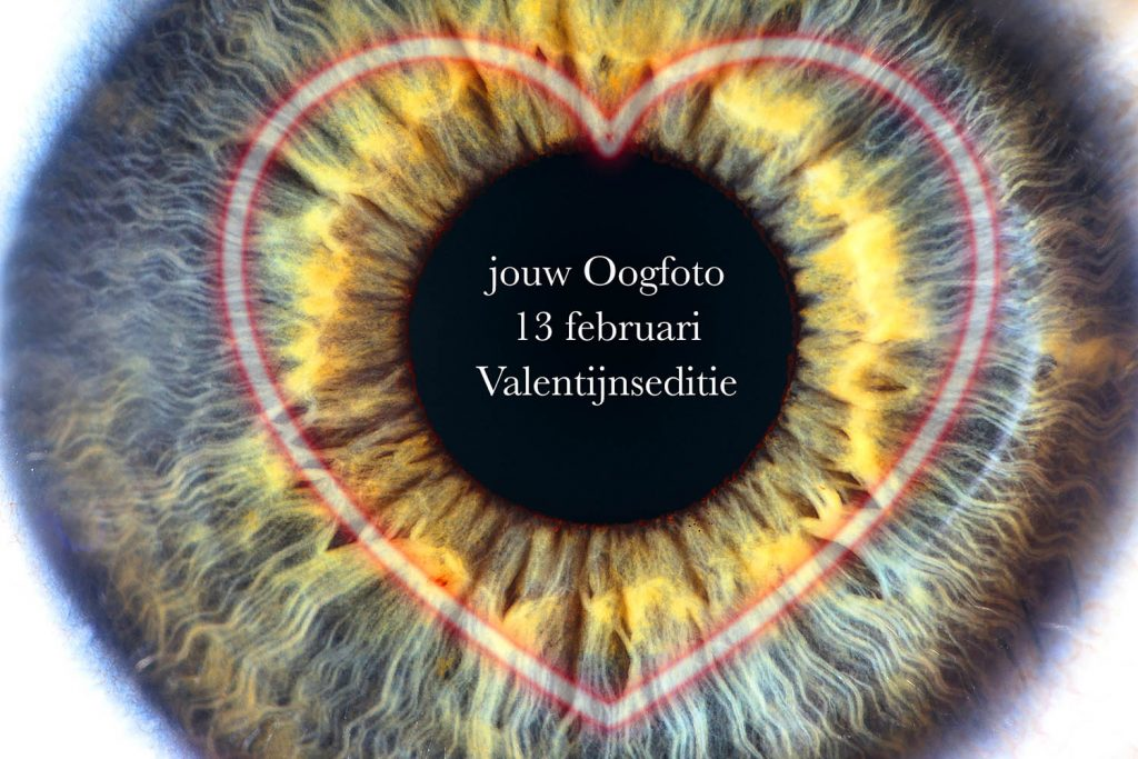 Oogfoto 13 februari Amsterdam oogfotografie