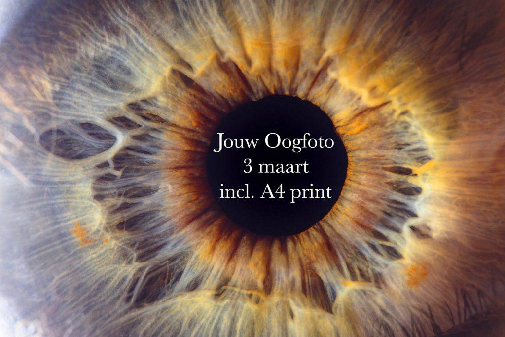 Oogfoto 3 maart Amsterdam oogfotografie